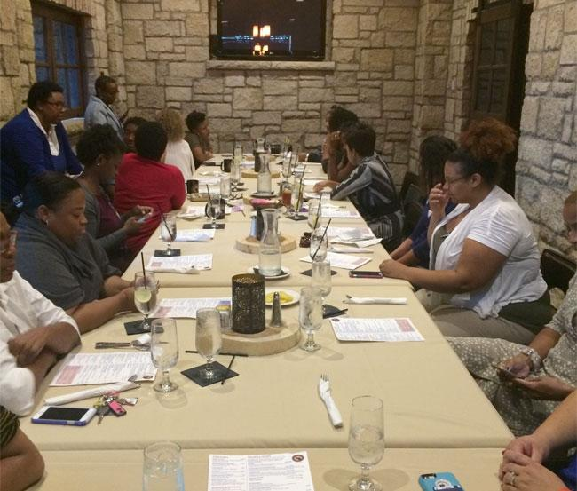 BFSC Women's Lunch on September 29, 2016